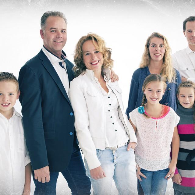 Familie shoot | Dies Goorman